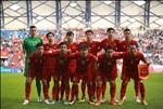 Trọng Hoàng lọt vào đội hình tiêu biểu Asian Cup 2019