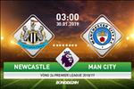Newcastle 2-1 Man City (KT): Chich choe cat dut mach khong thang nha DKVD