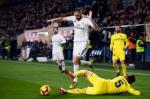 Video tong hop: Villarreal 2-2 Real Madrid (Vong 17 La Liga 2018/19)