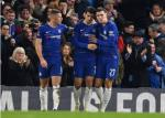 Video tong hop: Chelsea 2-0 Nottingham (Vong 3 FA Cup 2018/19)