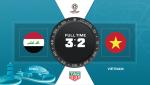Video tong hop: Viet Nam 2-3 Iraq (Bang D Asian Cup 2019)