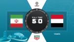 Video tong hop: Iran 5-0 Yemen (Bang D Asian Cup 2019)