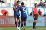 Nhat Ban 3-2 Turkmenistan (KT): Samurai xanh chut nua mat diem o tran ra quan Asian Cup 2019