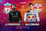 Liverpool 4-3 Salzburg (KT): Salah lap cu dup, The Kop dap tan dia chan o Anfield
