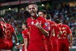 Bo Dao Nha 3-0 Luxembourg: Ronaldo no sung, Seleccao thang de