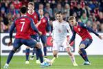 Na Uy 1-1 TBN: Thung luoi vao phut bu gio, La Roja het vo doi o vong loai Euro 2020