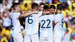 Video tong hop: Ecuador 1-6 Argentina (Giao huu quoc te 2019)