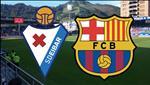 Nhan dinh Eibar vs Barca (18h00 ngay 19/10): Thang mung Chiec giay vang