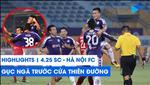 Video tong hop: April 25 0-0 Ha Noi (Luot ve chung ket lien khu vuc AFC Cup 2019)