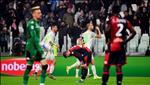 Juventus 2-1 Genoa: Ronaldo len tieng vao phut chot, Lao ba vo oa cam xuc
