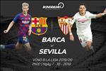 Nhan dinh Barca vs Sevilla (2h ngay 7/10): Khi Blaugrana da co bua ho menh…