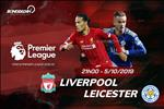 Nhan dinh Liverpool vs Leicester (21h00 ngay 5/10): Qua cho co nhan?