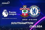 Nhan dinh Southampton vs Chelsea (20h ngay 6/10): Mau xanh sang sua