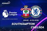 Southampton 1-4 Chelsea (KT): Bo doi Mount vs Abraham lai dua The Blues bay cao