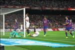 Du am Barca 4-0 Sevilla: Bang ty so biet noi doi