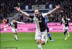 Video tong hop: Inter Milan 1-2 Juventus (Vong 7 Serie A 2019/20)