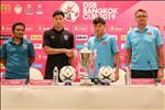 U19 Viet Nam 1-0 U19 Thai Lan (KT): Thua vao phut bu gio, U19 Thai Lan them mot lan om han truoc U19 Viet Nam