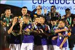 Nhung dau an dam net cua giai V-League trong nam 2019
