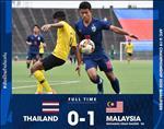 Video tong hop: U19 Thai Lan 0-1 U19 Malaysia (Vong loai U19 chau A 2020)