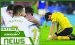 TIN NONG bong da 24h sang nay 10/11/2019: Tuong lai HLV Emery them mo mit, Messi tiep tuc lap hattrick