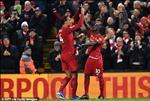 Danh bai Man City, Liverpool noi dai chuoi tran an tuong o Anfield