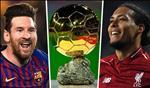 'Van Dijk xung dang gianh Qua bong vang hon Messi'