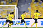 Video tong hop: Malaysia 2-1 Thai Lan (Vong loai World Cup 2022)