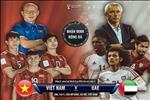 Ket qua Viet Nam vs UAE tran dau vong loai World Cup 2022