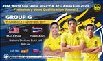 Truc tiep bong da: Malaysia vs Thai Lan link xem truc tuyen hom nay