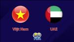 Lich thi dau Viet Nam vs UAE hom nay 14/11 may gio da?