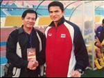 Hung thần của bóng đá Việt Nam sắp tái xuất sân cỏ