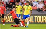 Video tong hop: Brazil 3-0 Han Quoc (Giao huu quoc te)