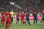 VIDEO: Xem lai hai tinh huong tranh cai tran Viet Nam 0-0 Thai Lan