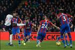 Thong ke Crystal Palace 1-2 Liverpool: Cai duyen cua Mane