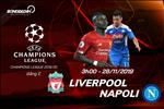 Liverpool 1-1 Napoli: Chia diem that vong, The Kop chua the gianh ve som