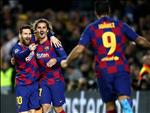 "Messi: ""La Liga khong con song ma, Champions League van con ac mong"""