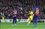 Sut tung luoi Barca, Sancho co co dap tra fan Dortmund