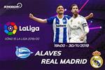 Alaves 1-2 Real Madrid (KT): Thang nhoc nhan, Los Blancos tam chiem ngoi dau La Liga
