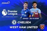 Chelsea 0-1 West Ham: Hang cong te hai, The Blues thua tran thu 2 lien tiep o NHA