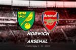 Norwich 2-2 Arsenal: Thay tuong, Phao thu van khong the doi van