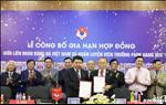 VFF dat muc tieu du World Cup 2026 cho HLV Park Hang Seo