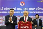 HLV Park Hang-seo dong hanh them voi bong da Viet Nam: Tiep tuc nhung hanh trinh cua giac mo