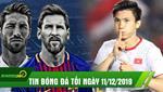 TIN NONG bongda24h.vn toi nay 11/12: El Clasico co the hoan lan 2, Van Hau voi sang Ha Lan sau tran CK