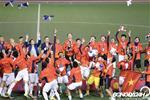 Video ban thang U22 Viet Nam tai SEA Games 30: Duc Chinh vua pha luoi