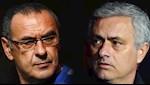 HLV Maurizio Sarri muon dung do Mourinho o vong 1/8 C1