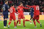 Nhung con so khong the bo qua tran Bayern Munich 3-1 Tottenham