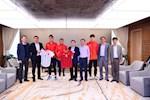 CLB Viettel bieu duong 3 tuyen thu U22 Viet Nam sau SEA Games 30