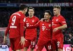 Bayern Munich 6-1 Bremen: Show dien ca nhan cua Coutinho