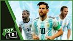 VIDEO: Top 10 cau thu ghi ban nhieu nhat cho DT Argentina: Diego Maradona chua phai so 1!