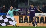 Fiorentina 1-1 Inter Milan: Mat diem vao phut chot, Nerazzurri van doi lai ngoi dau